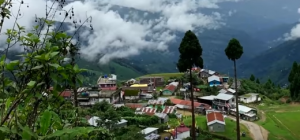 A view of Darjeeling Tour